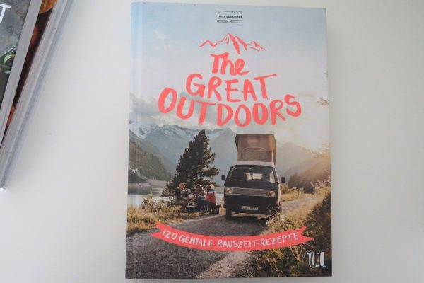 The Great Outdoors Sämmer Umschau Verlag Buchcover Tintentick Blog