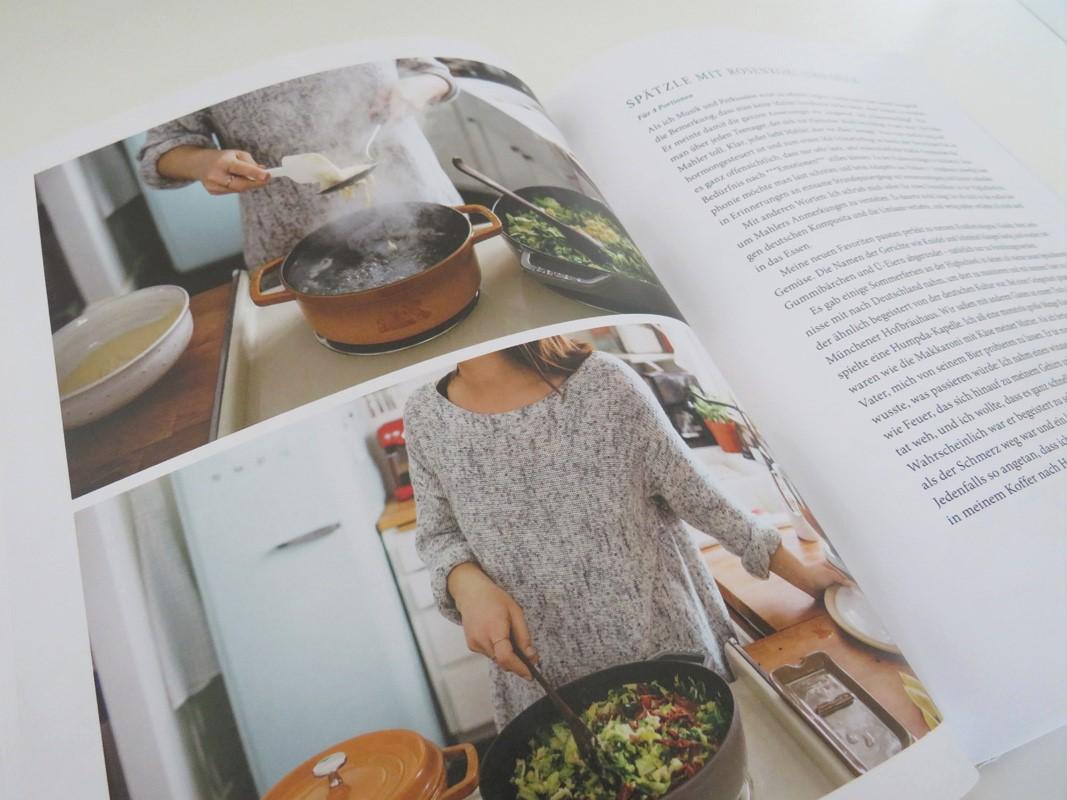 Mollys Kitchen Yeh Südwest Verlag Tintentick Rezension Blog
