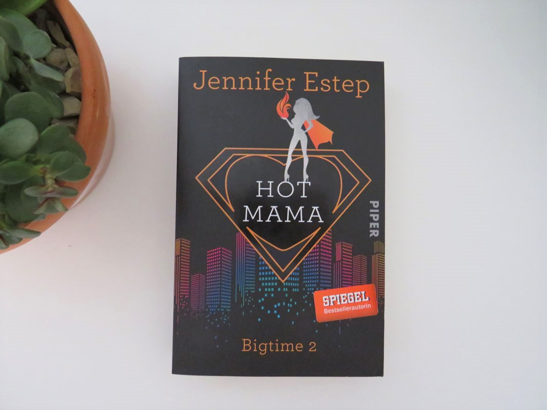 Jennifer Estep Hot Mama Bigtime 2 Piper Verlag Rezension Tintentick Blog