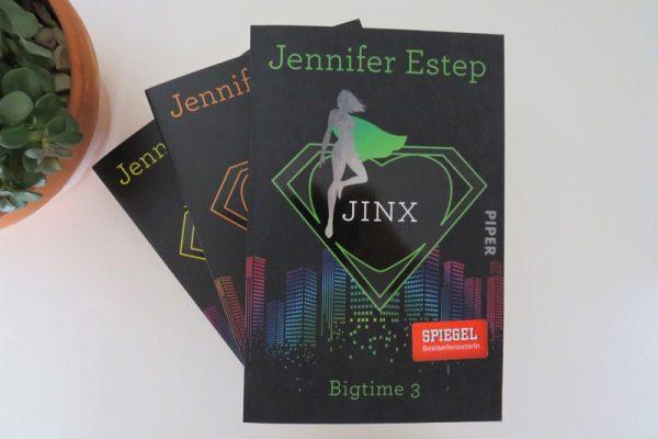 Jennifer Estep Jinx Bigtime 3 Piper Verlag Rezension Tintentick Blog