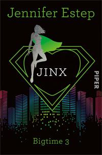 Jinx Jennifer Estep Bigtime 3 Verlag Cover