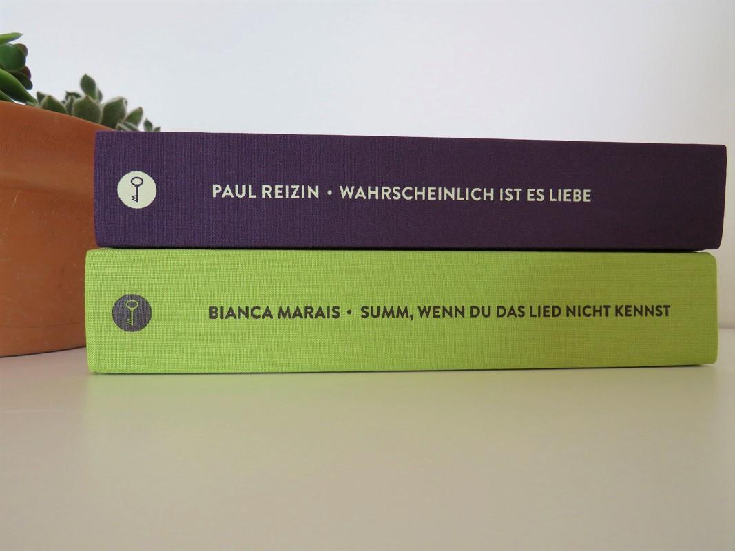 Paul Reizin Wahrscheinlich ist es Liebe Tintentick Wunderraum Verlag