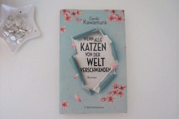 Wenn alle Katzen von der Welt verschwänden Genki Kawamura Bertelsmann Rezension Tintentick