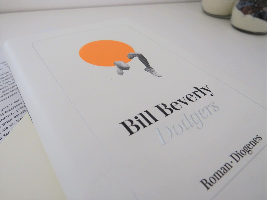 Rezension Dodgers Bill Beverly