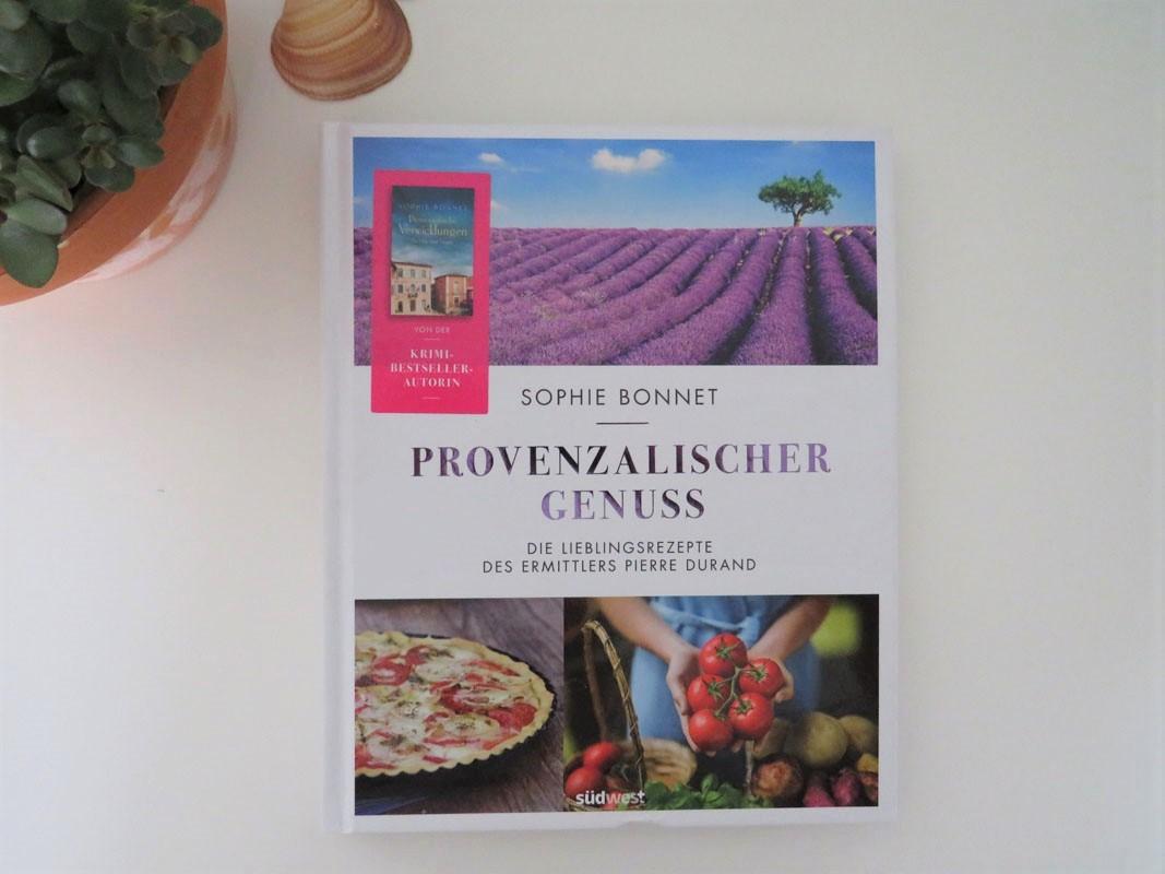 Provenzalischer Genuss Sophie Bonnet Südwest Verlag Tintentick Rezension