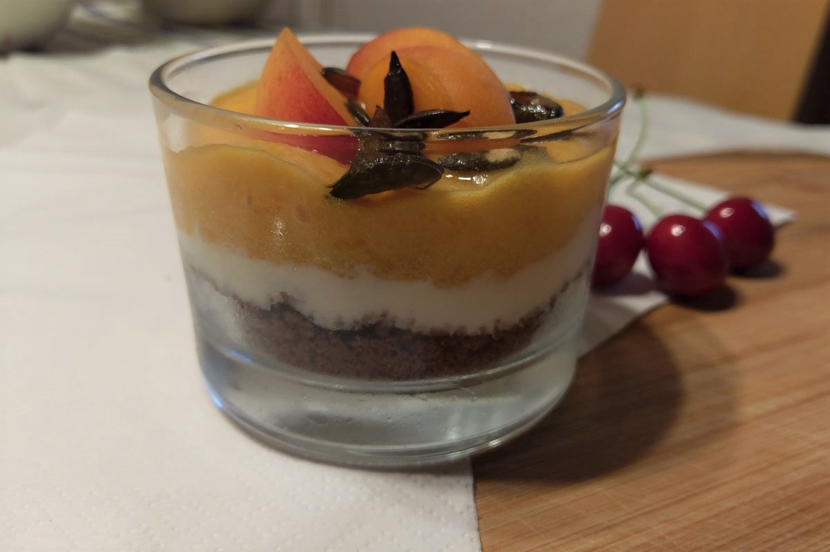 Sophie Bonnet Provenzalischer Genuss Südwest Fotos Rezension Dessert Tintentick