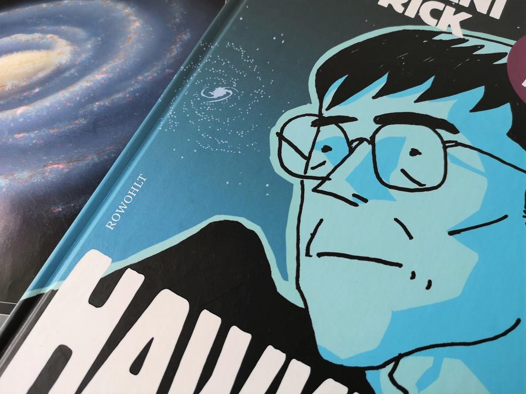 Hawking Graphic Ottaviani Myrick Rowohlt Bild von Tintentick